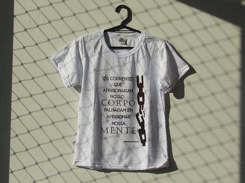 """Camisa """"Correntes"""""""