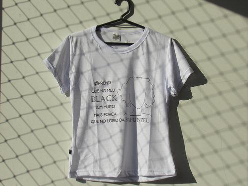 """Camisa """"No meu black"""""""