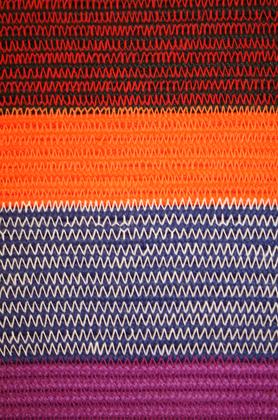 Zigzag sewing pattern