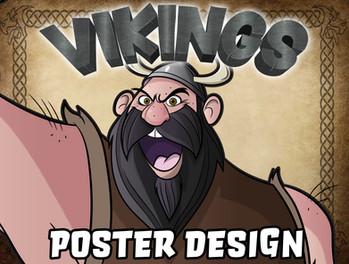 Vikings VBS Poster