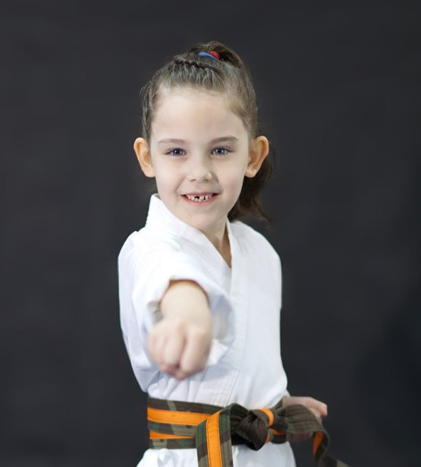 Karate Classes ages 3-6