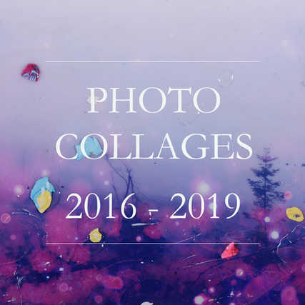 Photo Collages 2016 -2019