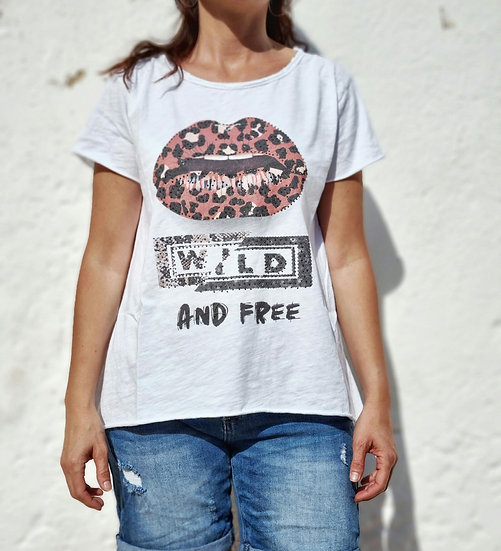 Camiseta And Free
