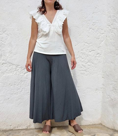 Pantalón-falda