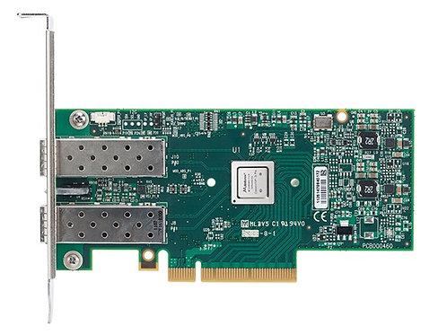 Mellanox 40/56GbE, dual-port QSFP NIC