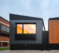 écol riverside school PERCH architecture