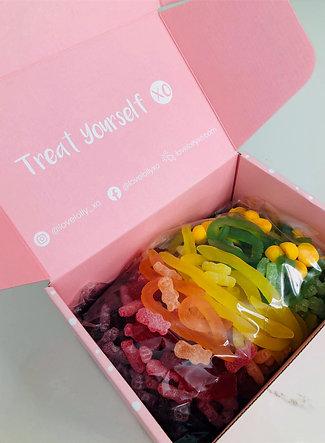 Rainbow Lolly Box