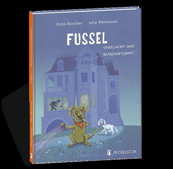 Julia Weinmann Illustration Hamburg Kinderbuch Fussel Peckelston Verlag