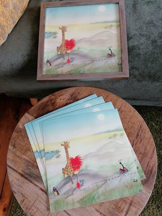 Illustrationsshop beim Peckelston Verlag