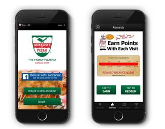 Popular Family Pizzeria Chain to Launch Innovative Customer Rewards Mobile App, Personalized Marketi