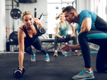 How Personal Trainers Are Working In a Pandemic