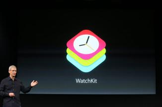 Apple Watch a step closer as WatchKit arrives