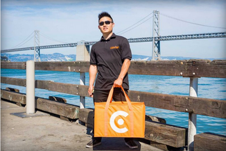 Square's Food Delivery Service, Caviar, Launches Its First Mobile App