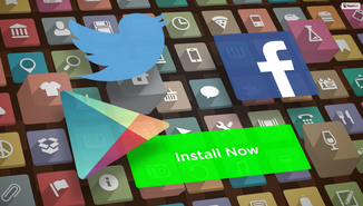 Facebook, Google, And Twitter's War For App Install Ads