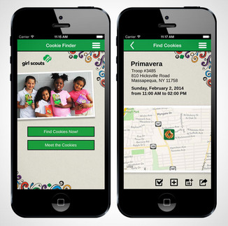 Girl Scouts learn online marketing and mobile app skills with Digital Cookie