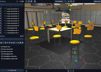 Amazon Unveils Web-Based Tools for Creating VR and AR Apps, Characters and Scenes