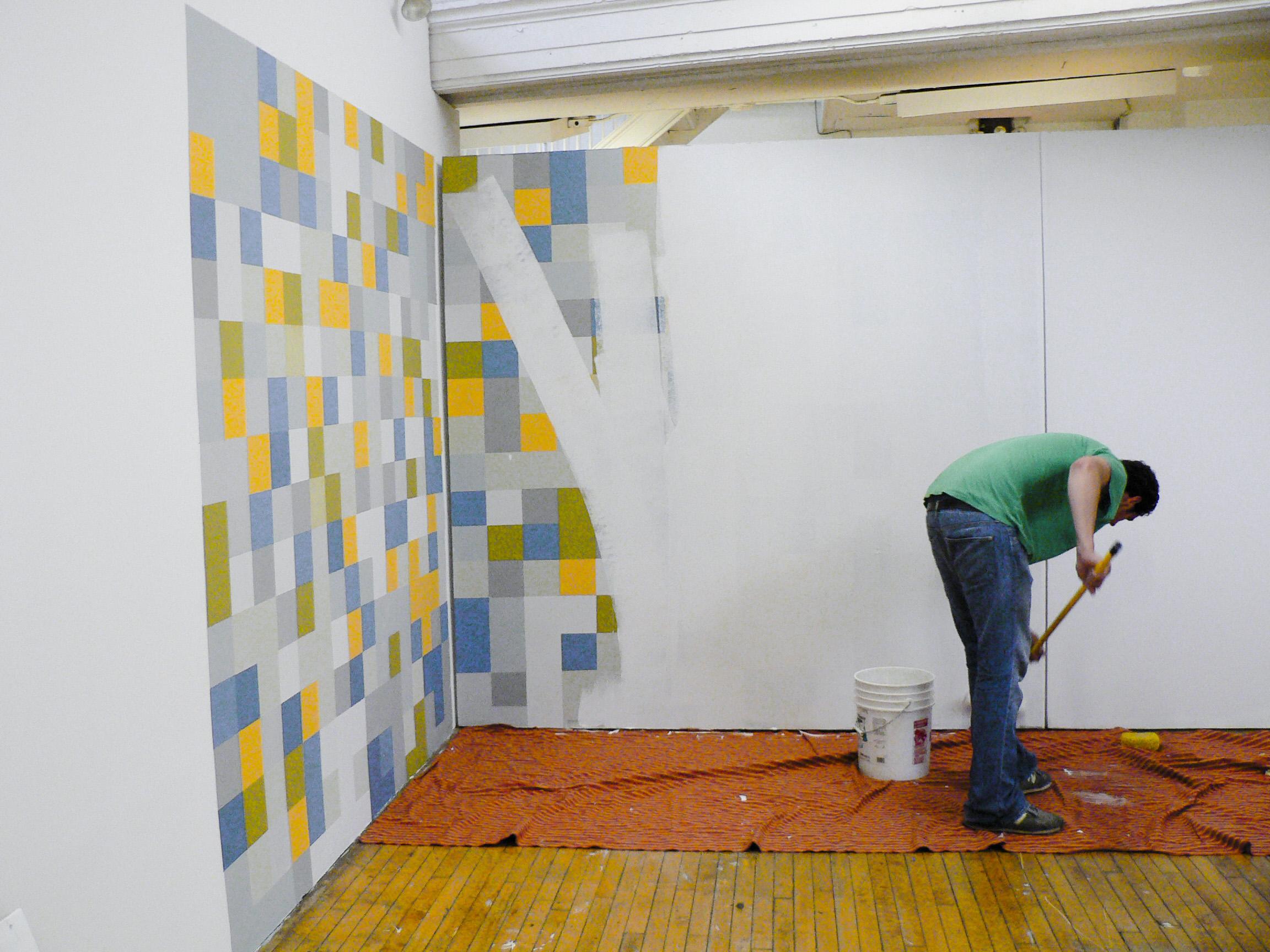 19 gak paint over