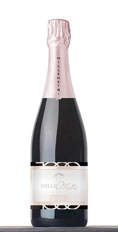 Spumante Buceci Pinot Nero Rosè 750 ml.