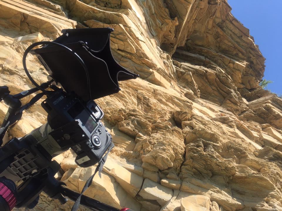 camera rock