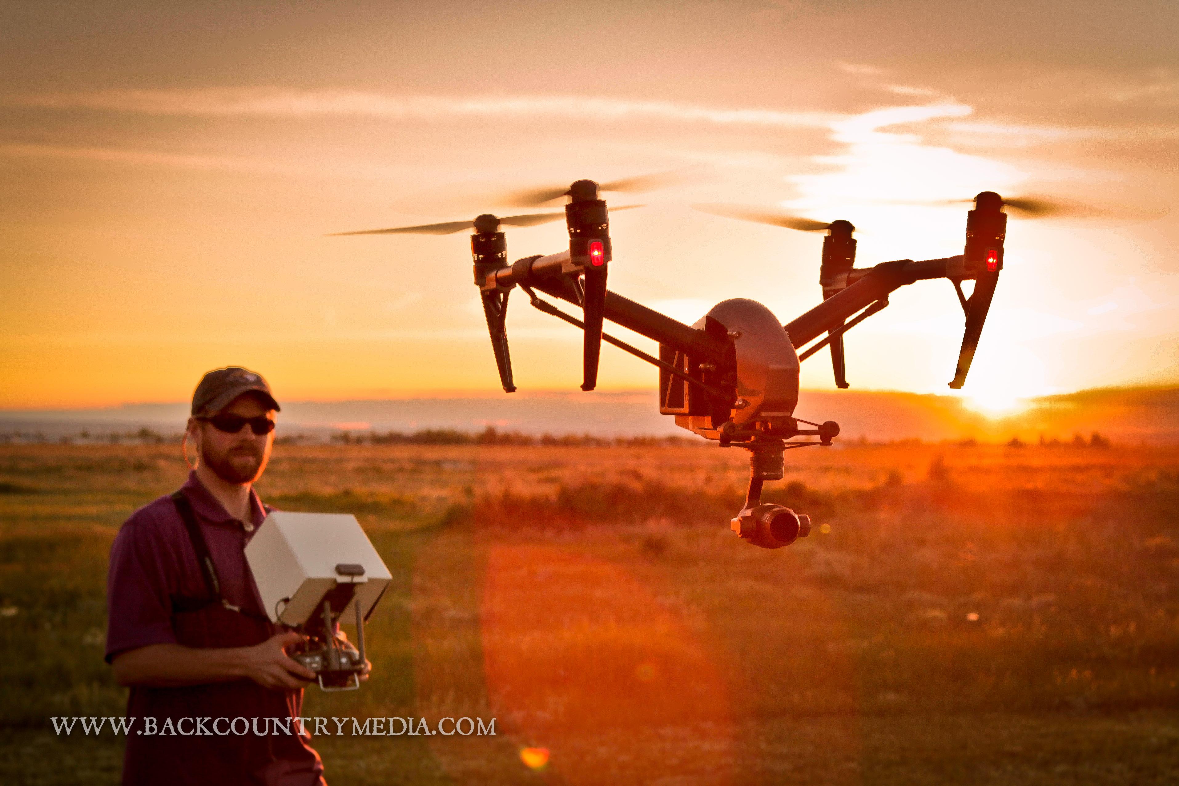Erik Resel Drone Operator