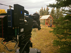Filming Tiny Houses in Montana, USA