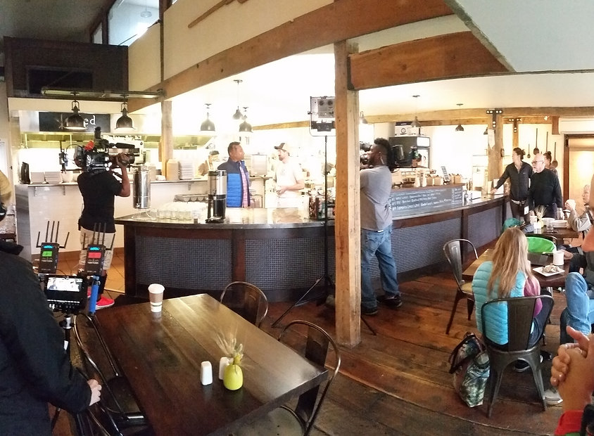 Ali Kahn in Bozeman, Montana on Cheap Eats