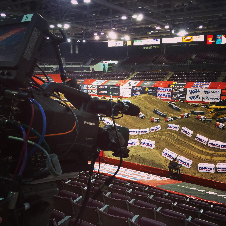 Sydney Resel, Boise Arenacross