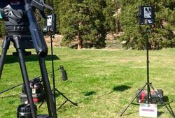 Filming Mountain Life