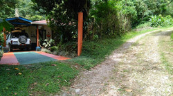 Entrance to Vacation Home
