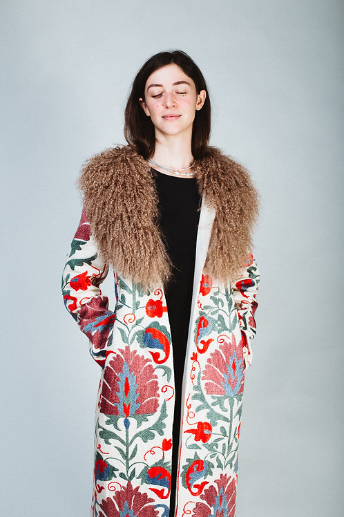 Irina Suzani Coat