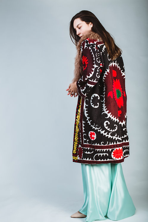 Rumi Suzani Coat