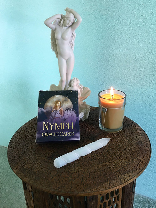 Nymph Oracle Cards