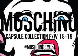 Capsule #MOSCHINOEYES ora disponibile
