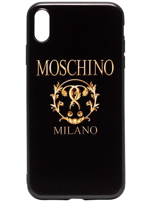 Moschino - Cover iPhone X  XS