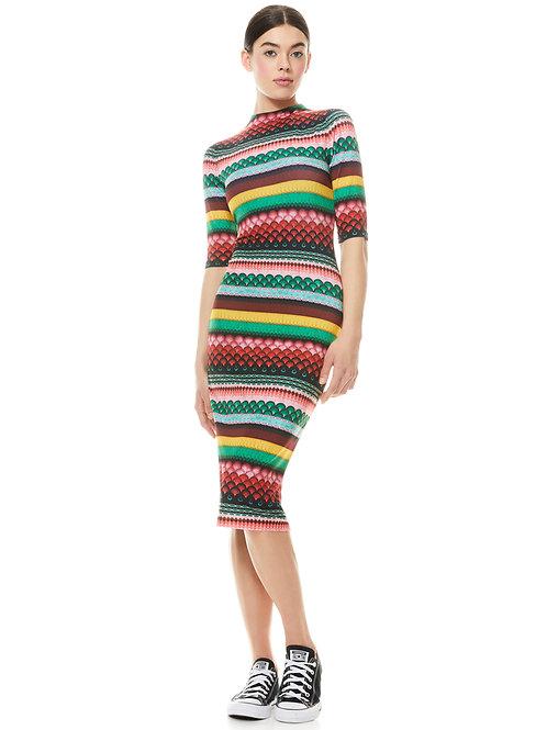 ALICE OLIVIA DRESS