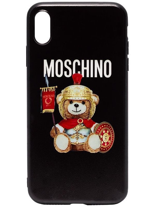 MOSCHINO COVER IPHONE X XS