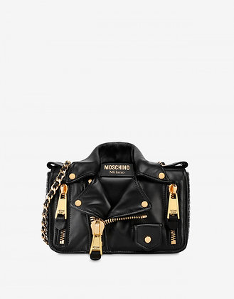 Moschino - Biker bag in nappa