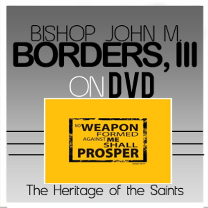 The Heritage of the Saints DVD
