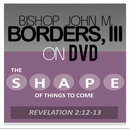 The Shape Of Things To Come DVD