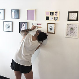 BOSSY-exhibition-Feb2018-install-AAPPA -