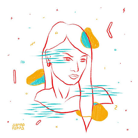 Self-Portrait-sketch-by-AAPPA-PAPPA-2019