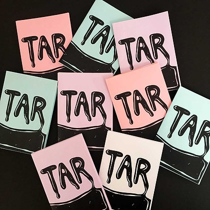 'TAR' zine