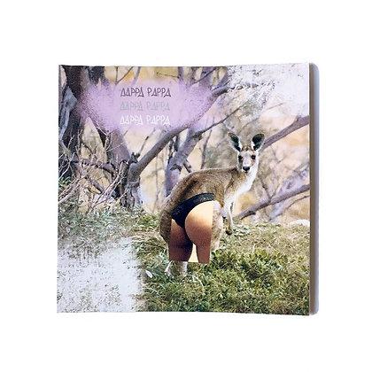 'Buttback' Sticker