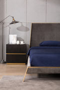 Freya bed & Casette sidetable