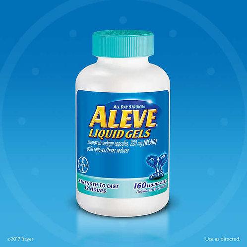 Aleve Liquid Gels 160vien