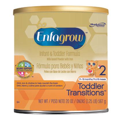 Enfagrow Toddler Transitions™