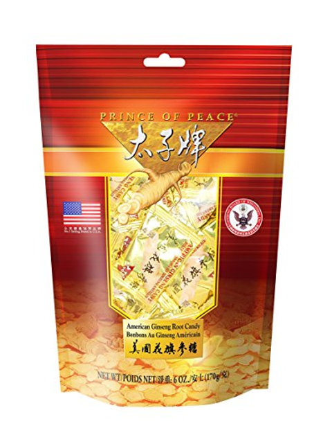 DA26 US Ginseng Candy