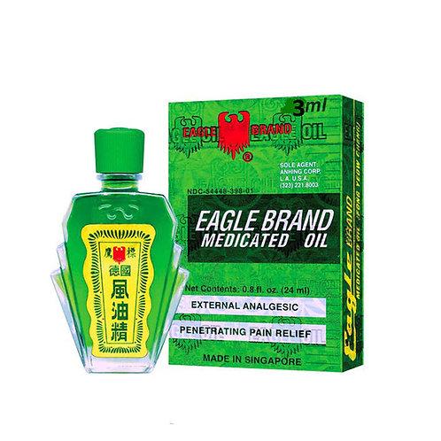 MO03 Eagle Brand Dầu Gió Xanh Hiệu Con Ó