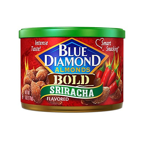 Hạt Hạnh Nhân Sriracha Blue Diamond