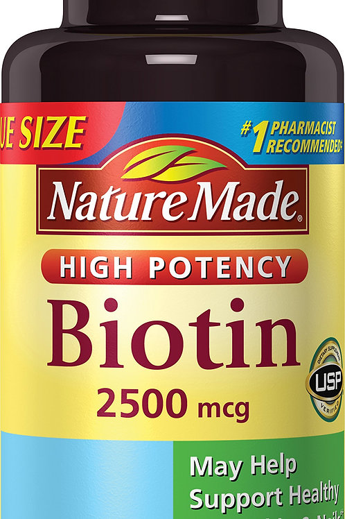 VC63 Nature Made Biotin 150vien